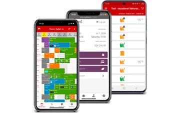 Mobilné aplikácie